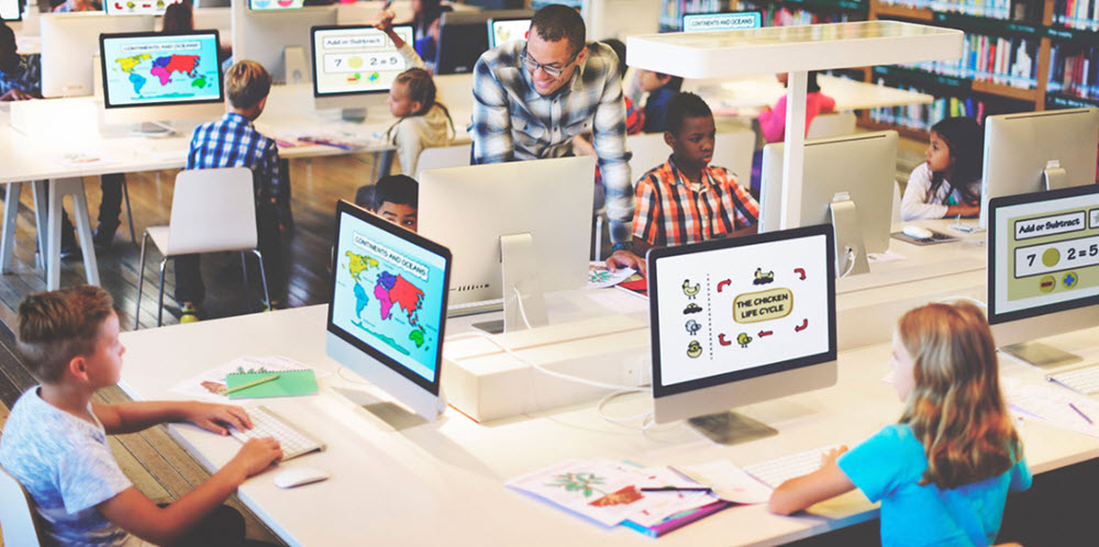 the importance of technology and education with the public