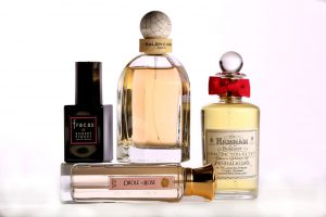 Choices of perfumes