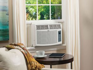 Choosing the ac size per room size