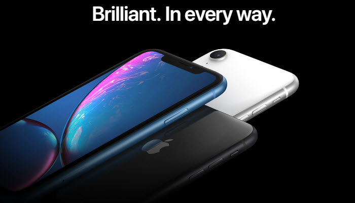 announcement by Apple