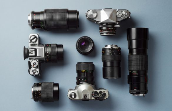 Some of the best cameras and lenses that you can buy from Xcite.com right now
