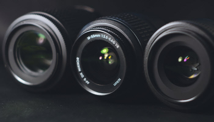 The best camera lenses available