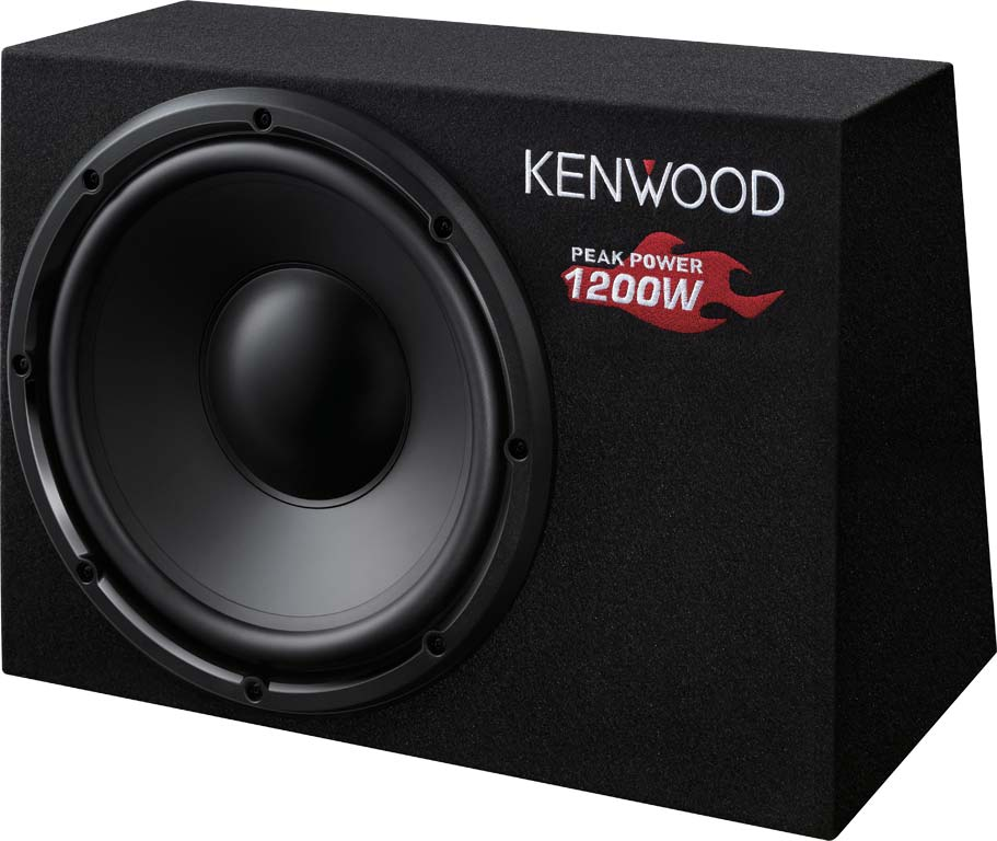 Images for kenwood inch subwoofer in box