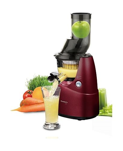 Slow Juicer In Kuwait : Kuvings 240W Slow Juicer (KvNS621CBS2RD) Red xcite.com Xcite Kuwait