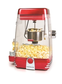 Quick And Efficient Popcorn Making