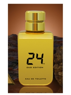24 Gold Oud: Be The Center of Attention