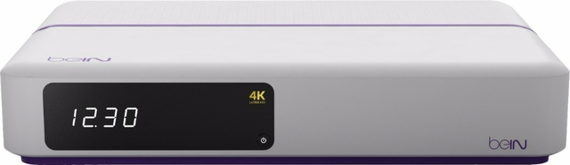 Advanced Satellite Receiver - 4K Ultra high definition