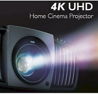 Cinematic 4K Clarity With Four Times The Detail Of Full HD