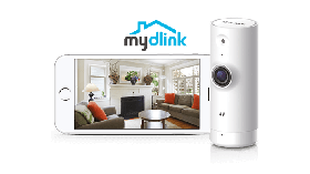 Peace of Mind, Wherever You Are with mydlink