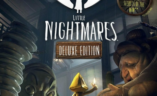Little Nightmares Deluxe Edition | PlayStation 4 Game | Xcite
