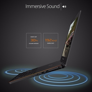 Audio: Incredibly Immersive Sound