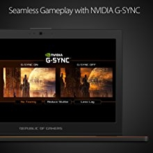 Seamless Gameplay with NVIDIA G-SYNC