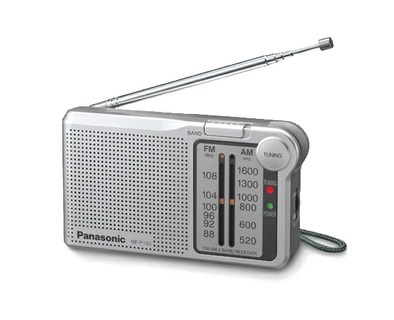 Stylish And Easy To Use - It's The Perfect Little Portable Radio
