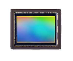 High-resolution, Fine-gradation Images Supported By Approximately 36.4 Effective Megapixels