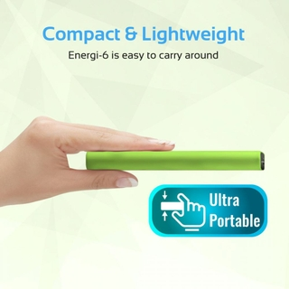 Slim And Compact Size For Great Portability
