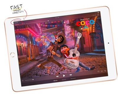 Choose Your New iPad: Wi-Fi Only or Wi-Fi + LTE. Get online anywhere.