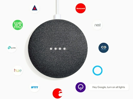 Control Your Smart Home With Your Voice