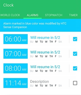 HTC Sense Companion: Always Looking Out For You
