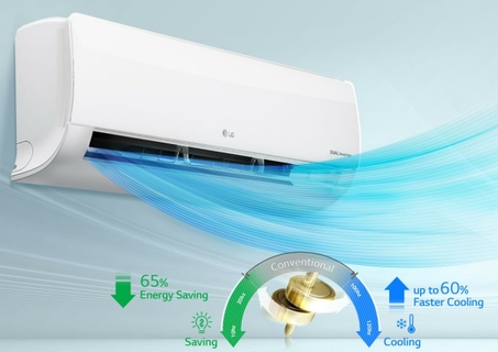 Fast Cooling & Energy Saving