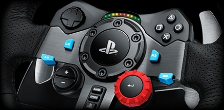 Easy-access Game Controls