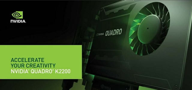 Accelerate Your Creativity With NVIDIA Quadro: The World's Most Powerful Workstation Graphics
