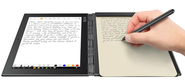 Note Saver & Real Pen Stylus With Real Ink – The New, Natural Way To Take Notes.