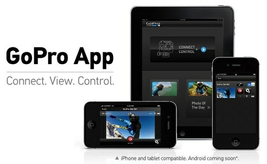 GoPro App: Create + Share