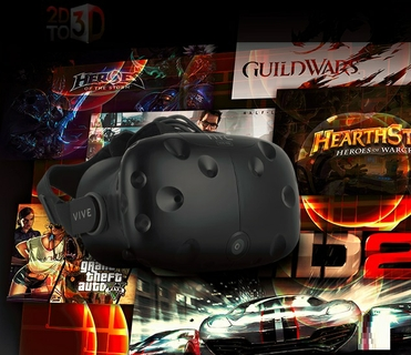TriDef VR - Only Everything In 3D!