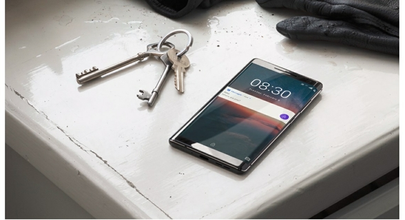 The New Nokia 8 Sirocco: Craftsmanship For Real Life
