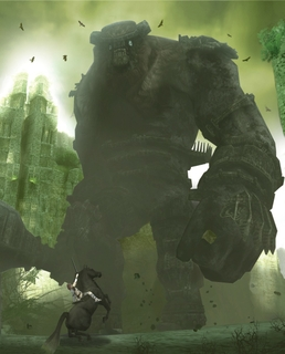 Shadow Of The Colossus: Only In Playstation