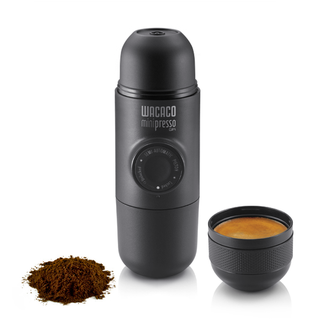 MiniPresso GR: Espresso With Ease