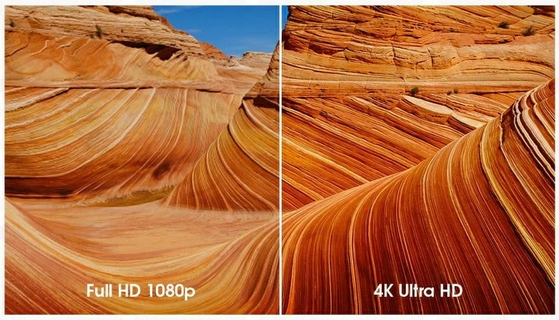 Ultra HD: Super Resolution Creates A Better Picture—zone By Zone