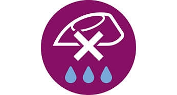 Drip-stop System Prevents Staining When Ironing