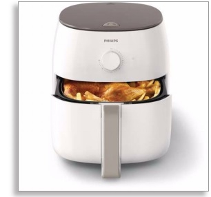 Our Most Powerful Airfryer